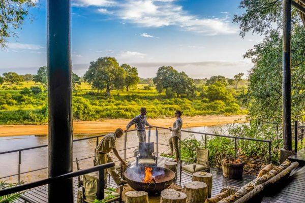 Singita Ebony Lodge, Sabi Sands Game Reserve, Kruger National Park, South Africa
