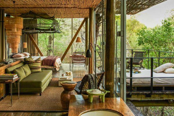 Singita Sweni Lodge, Kruger National Park, South Africa